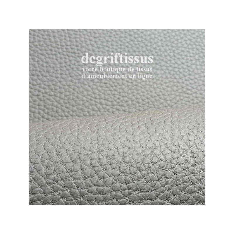 tissus d 39 ameublement au m tre imitation cuir taupe tissu au m tre haut de france. Black Bedroom Furniture Sets. Home Design Ideas