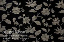 Tissu Tapisserie double face fleuri Dégriftissus vous propose ce tissu d'ameublement tapisserie fleuri, double face. Magnifique