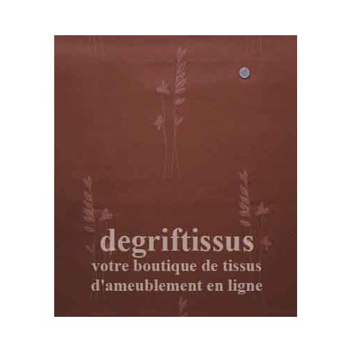 Tissu satiné tissé rose épi de blé Dégriftissus vous propose ce tissu d'ameublement tissé satiné rose. Tissu satiné tissé Jacqua