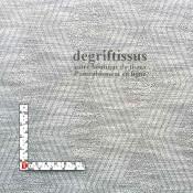 Tissu d'ameublement - losanges gris - fauteuil - banquette - coussin - chaise - degriftissus.com