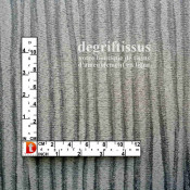 Degrif Tissus vous propose ce tissu d'ameublement rayé gris Superbe tissu d'ameublement tissé Jacquard satiné, avec de belles nu