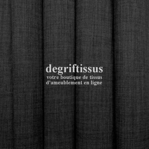 Lin 801 gris DT Dégriftissus vous propose ce tissu d'ameublement imitation lin, pour chaises, fauteuils, tête de lit, canapés,